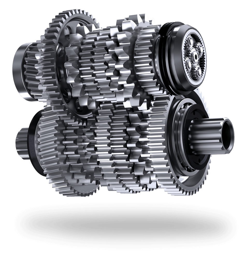 Inside a Pinion Gearbox
